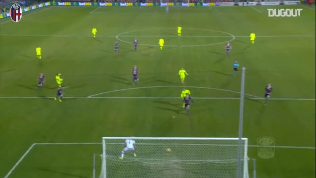All Bologna's goals vs Crotone