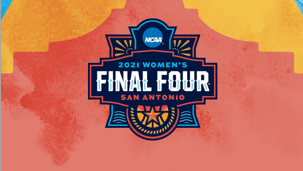 Women's Final Four logo 2021
