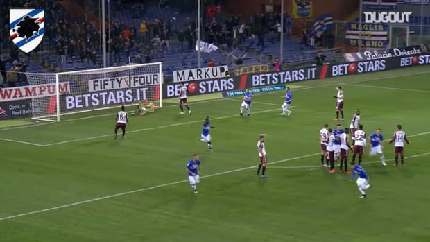 Sampdoria's best home goals vs Torino