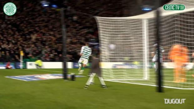 Julien's dramatic cup final winner against Rangers