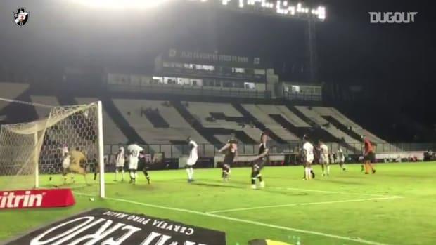 Vasco draw against Botafogo at São Januário