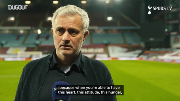 Jose Mourinho calls for Tottenham to show 'heart' in every game