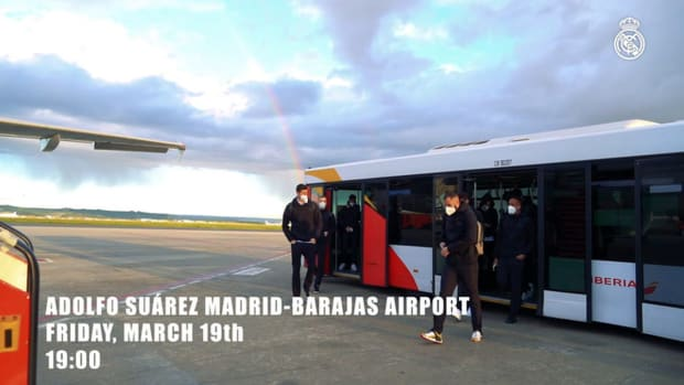 Behind the Scenes: Real Madrid's win over Celta