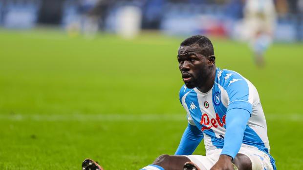 Kalidou Koulibaly Liverpool target