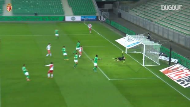 Fabregas' wonder assist for Diatta's first goal with Monaco