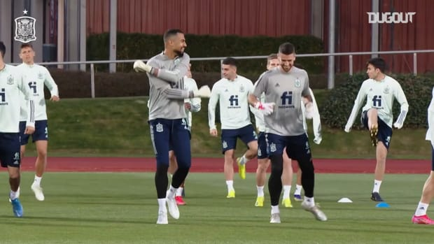 Spain start preparing for World Cup qualifiers