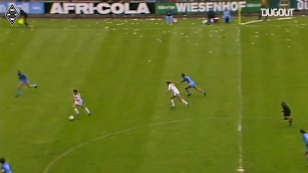 The best of Lothar Matthäus at Borussia Mönchengladbach