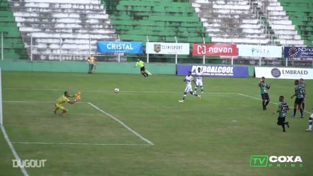 Coritiba beat Maringá in first round of 2021 State Championship