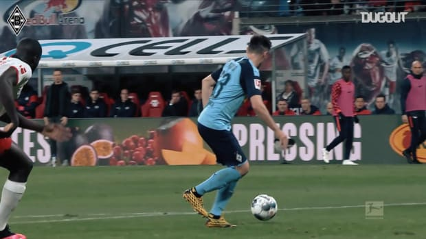 Jonas Hofmann's greatest goals for Borussia Mönchengladbach