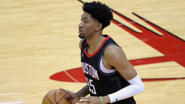 Houston Rockets Christian Wood