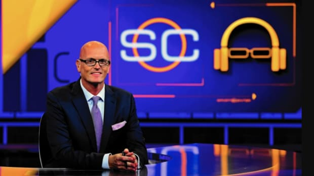 ESPN SportsCenter's Scott Van Pelt