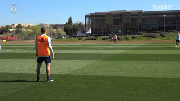 Thiago and Rodri's latest skills show