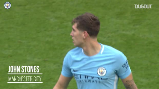 John Stones' best moments at Manchester City