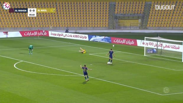 Highlights: Al-Wasl 2-2 Al-Wahda