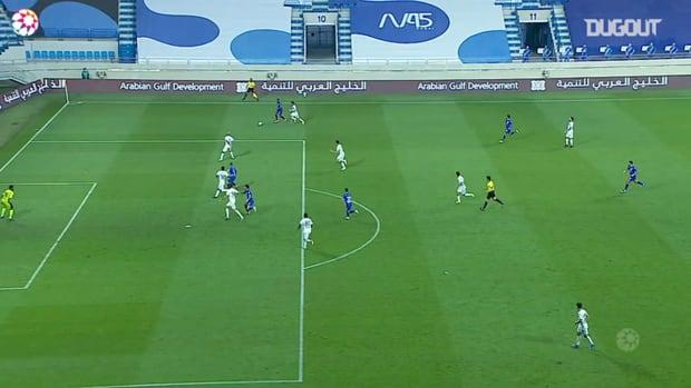 Highlights: Al-Nasr 2-0 Hatta
