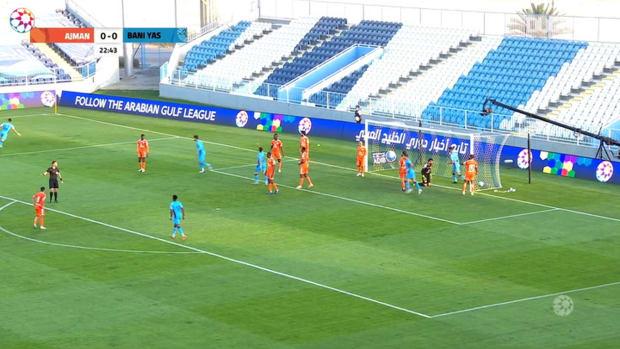 Highlights: Baniyas 2-0 Ajman