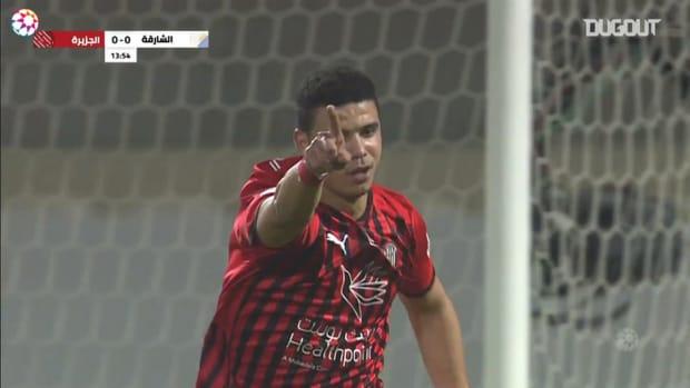 Highlights: Sharjah 0-3 Al-Jazira