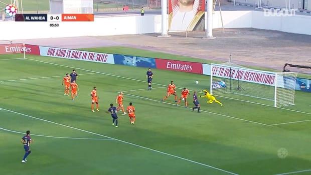 Highlights: Ajman 3-3 Al-Wahda