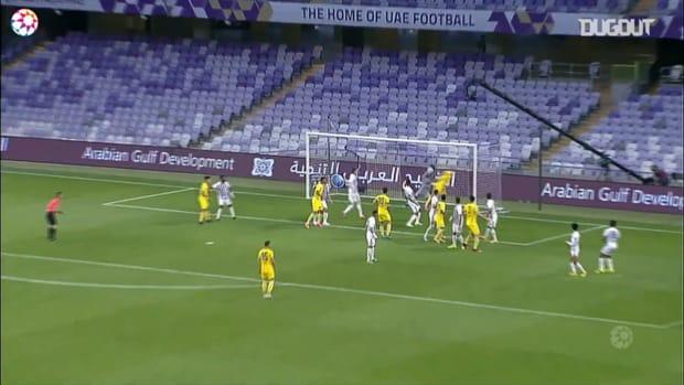 Highlights: Al-Ain 1-1 Al-Wasl