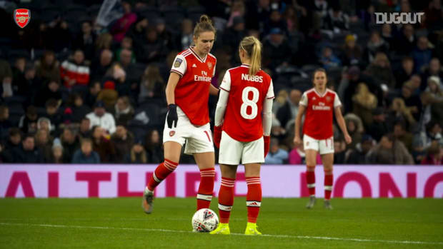 Pitchside: Arsenal Women beat Spurs at Tottenham Hotspur Stadium