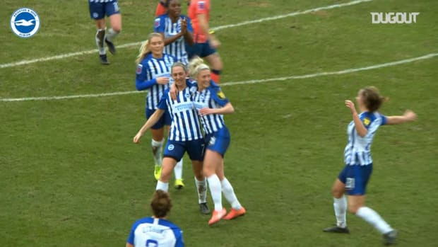 Aileen Whelan's best Brighton and Hove Albion goals