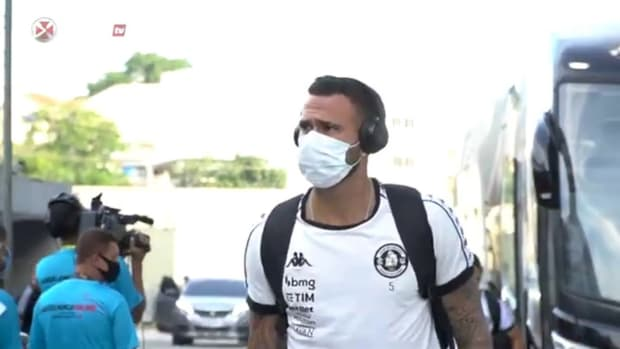 Behind the scenes of  Vasco's victory over Macaé