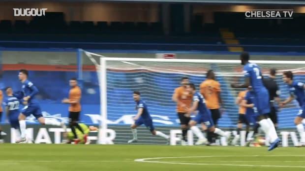 Mason Mount's best goals for Chelsea