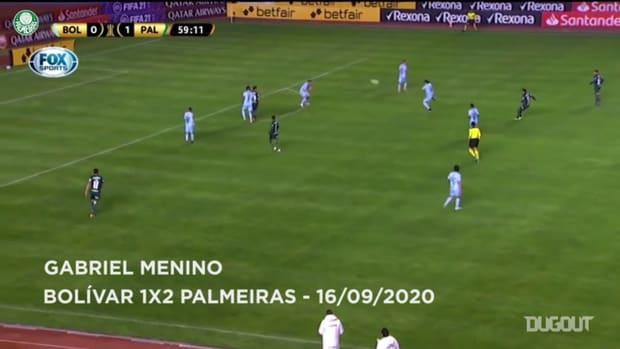 Palmeiras' top 3 goals in 2020 Libertadores