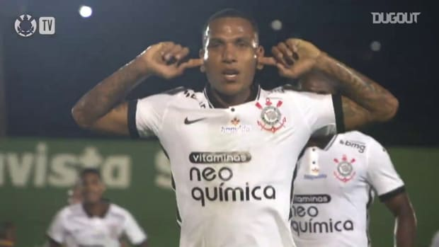 Corinthians' beat Retrô on penalties in second round of 2021 Brazil Cup