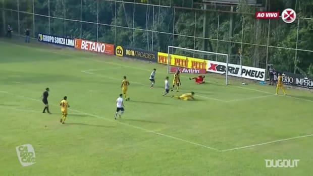 Vasco draw against Madureira at Los Larios