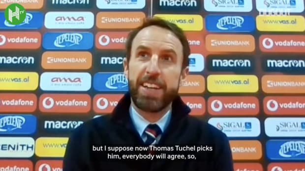Southgate hails 'exceptional' Mount
