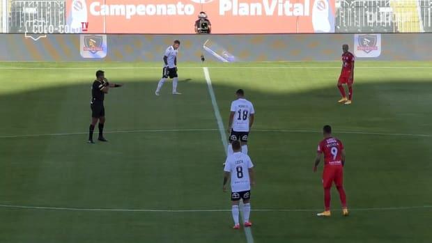 Colo-Colo's 2021 league debut