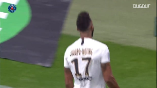 Choupo-Moting's best moments with Paris Saint-Germain
