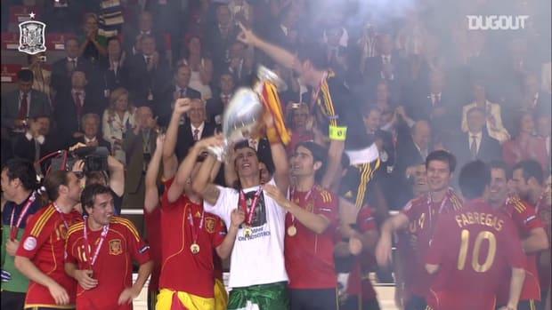 Sergio Ramos's journey with the Spanish national team