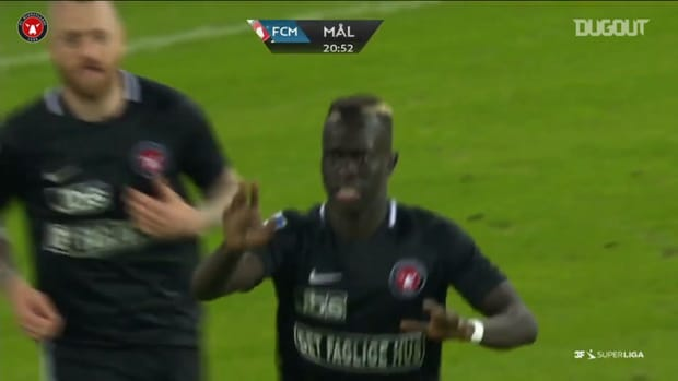 The best of Awer Mabil at FC Midtjylland