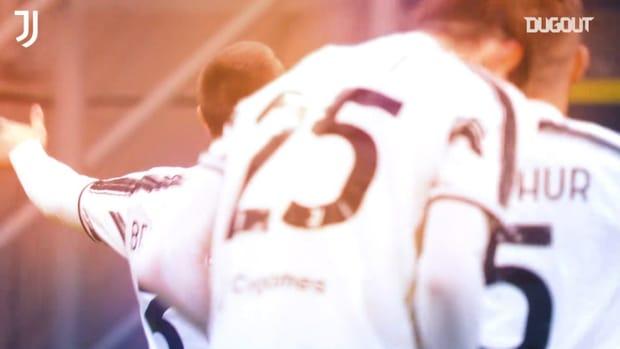 McKennie's amazing Serie A impact