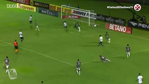 Vasco draw against Fluminense at Volta Redonda