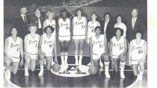 The 1982 Alabama women's basketball team