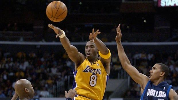 Kobe Bryant Dallas Mavericks