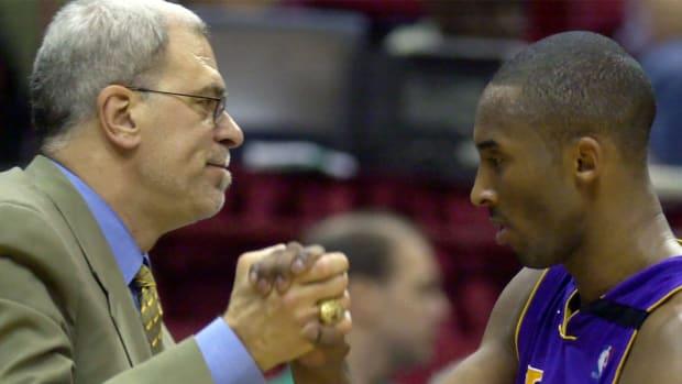 Phil Jackson Kobe Bryant