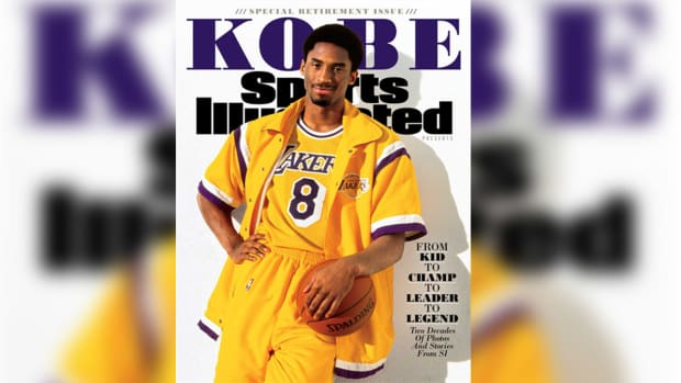 Kobe Bryant Covers