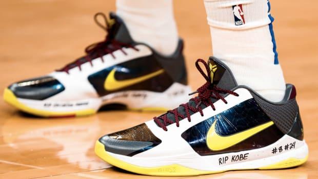 Luka Doncic Sneakers Kobe Tribute