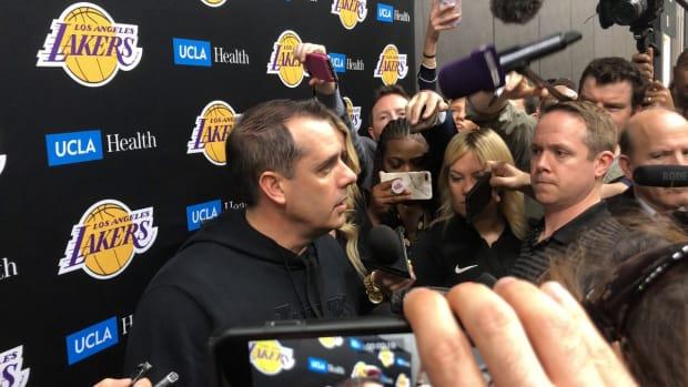 Frank Vogel on Kobe Bryant's death