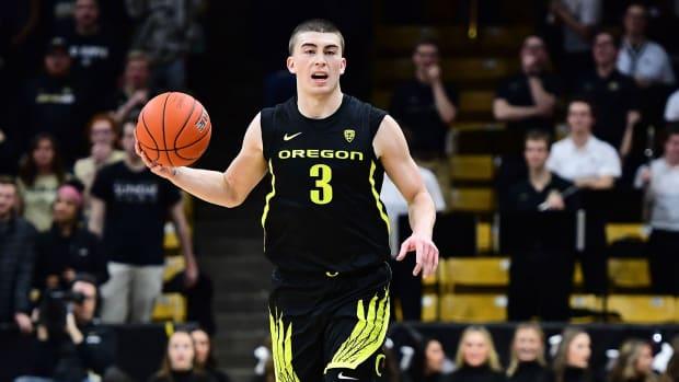 Oregon Ducks basketball Payton Pritchard