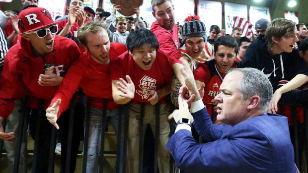 Rutgers basketball Steve Pikiell