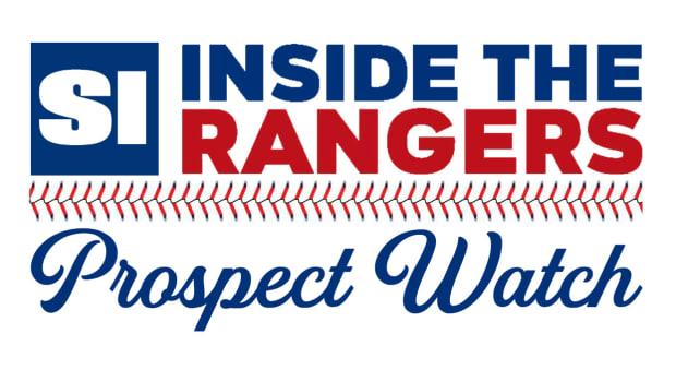 Inside The Rangers Prospect Watch Logo