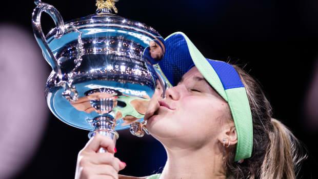Sofia Kenin Wins Australian Open
