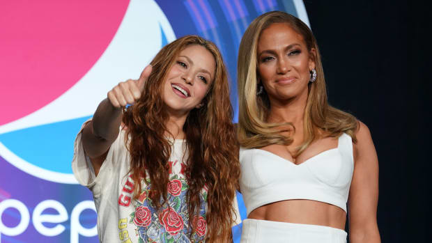 Jennifer Lopez and Shakira took the stage at halftime of Super Bowl LIV.