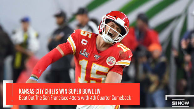 Patrick Mahomes Leads Chiefs to Dramatic Comeback Win Over 49ers In Super Bowl LIV