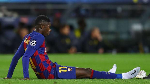 Ousmane-Dembele-Injury-Barcelona-Out-Season